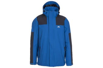 Trespass Mens Trolamul Ski Jacket (Blue) (XL)