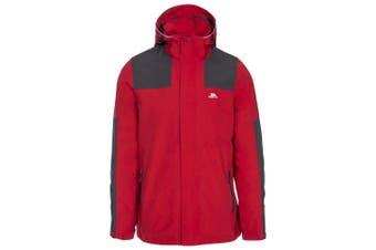 Trespass Mens Trolamul Ski Jacket (Red) - UTTP4857