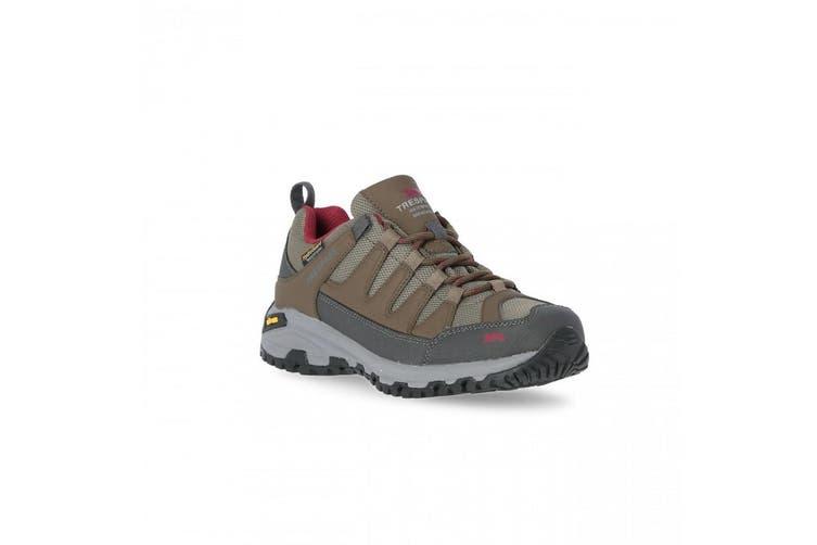 Tresspass Womens/Ladies Carnegie II Vibram Walking Shoes (Brindle) (6 UK)