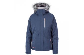 Trespass Womens/Ladies Francesca DLX Ski Jacket (Navy Marl) (S)