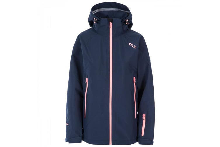 Trespass Womens/Ladies Tammin DLX Ski Jacket (Navy) (2XS)