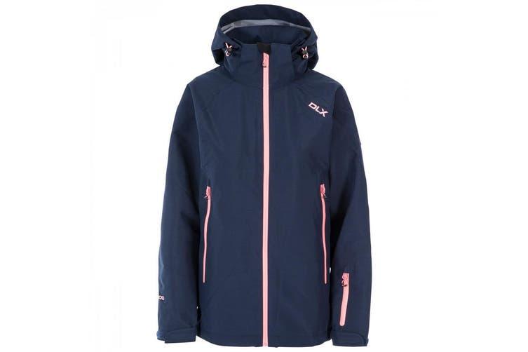 Trespass Womens/Ladies Tammin DLX Ski Jacket (Navy) (XS)
