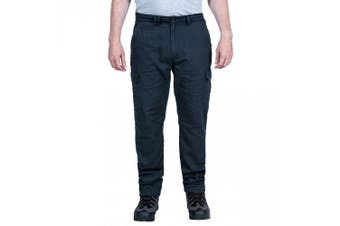 Trespass Mens Tipner Thermal Walking Trousers (Navy) (XL)
