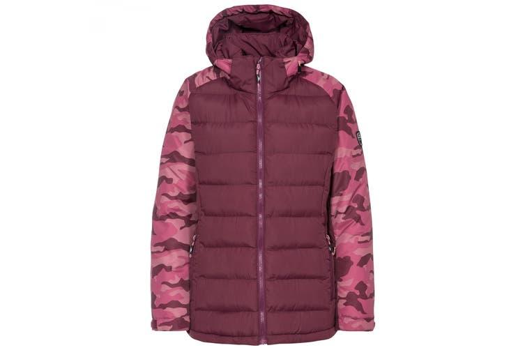 Trespass Womens/Ladies Urge Windproof Ski Jacket (Fig) (L)