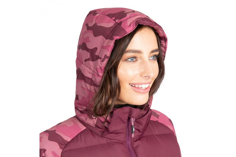 Trespass Womens/Ladies Urge Windproof Ski Jacket (Fig) (XXS)