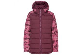 Trespass Womens/Ladies Urge Windproof Ski Jacket (Fig) (S)