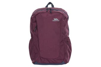 Trespass Alder 25L Rucksack (Grape Wine) (One Size)