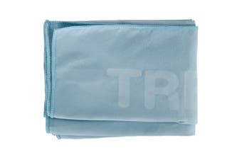 Trespass Soggy Antibacterial Microfibre Towel (Pool Blue) (One Size)
