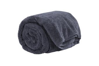 Trespass Wringin Soft Touch Mega Size Terry Towel (Granite) (One Size)