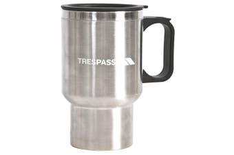 Trespass Sip Double Walled Thermal Mug/Cup (Silver) (One Size)