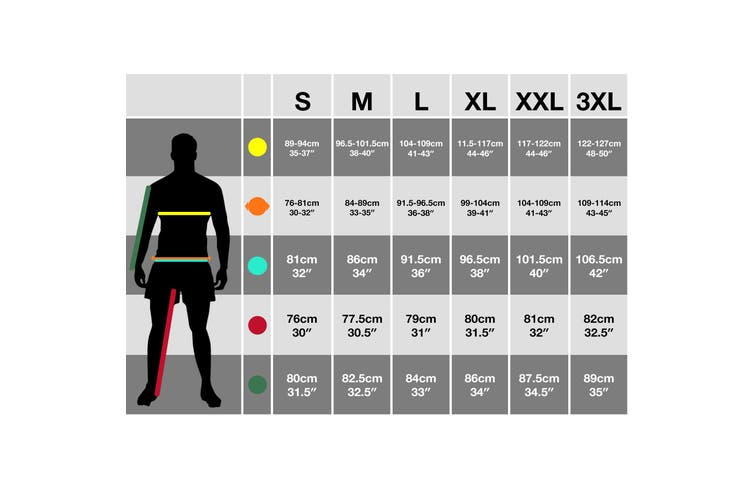 Trespass Mens Clasp Padded Gilet/Bodywarmer (Red) (XS)