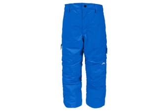 Trespass Kids Unisex Contamines Padded Ski Pants (Blue) - UTTP984