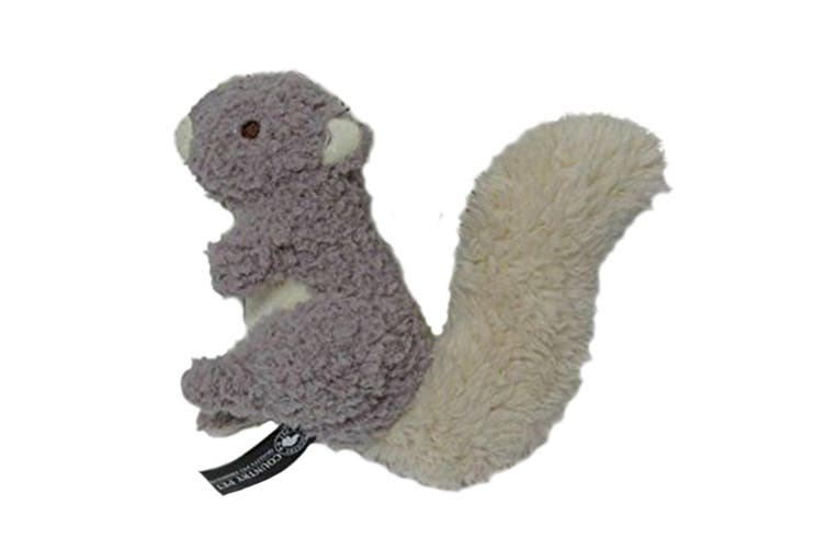 Country Pet Puppy Toy (Squirrel) (One Size)