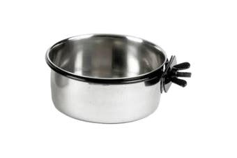 Classic Stainless Steel Bolt-On Bowl (Silver) (5.75 inch diameter)