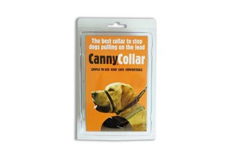 Canny Dog Training Collar (Black) (Colossus)