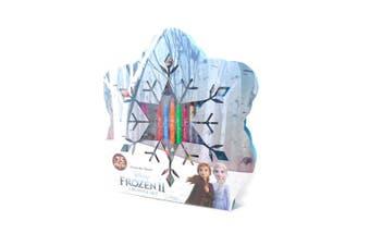 Frozen 2 Childrens/Kids 75 Piece Creative Set (Multicoloured) (One Size)
