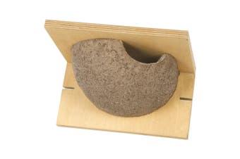 C J House Martin Artificial Birds Nest (Beige) (One Size)