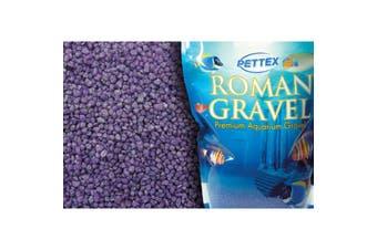 Pettex Roman Gravel Aquarium Gravel (Purple) (2kg)