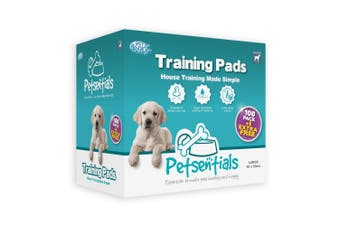 Pet Brands Petsentials Training Pads (Pack of 105) - ASRTD (Assorted) (One Size)