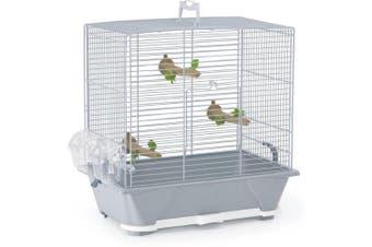 Savic Primo 30 Bird Cage (Silver) (One Size)