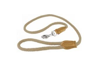 Hound Braided Dog Lead (Beige) (One Size)