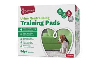 Yours Droolly Urine Neutralising Puppy Training Pads 84p