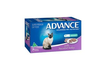 Advance Cat Succulent Turkey