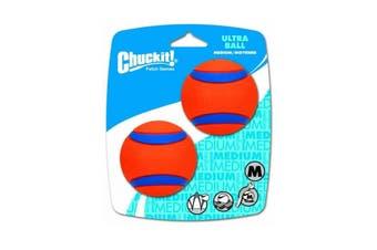 Chuckit Ultra Ball 2 Pack s