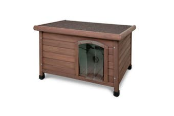 Masterpet Dog Box Wood Kennel small