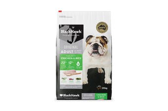 Black Hawk Adult Chicken and Rice 3kg