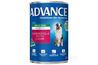 Advance Adult Casserole Lamb Cans 12cans