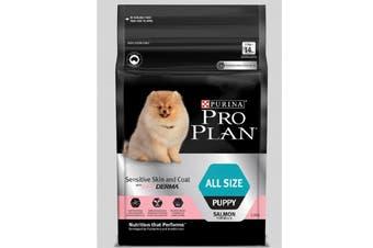Purina Pro Plan Puppy Sensitive Skin Stomach Salmon Tuna 2 2-5kg