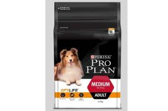 Purina Pro Plan Adult Medium Breed Chicken OptiStart 2-5kg
