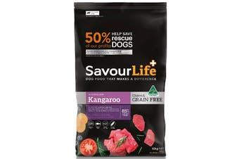 SavourLife Grain Free Adult Kangaroo - 10kg