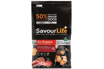 SavourLife Grain Free Puppy Lamb 2-5kg
