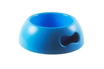 United Pets Pappy Bowl Powder Blue medium