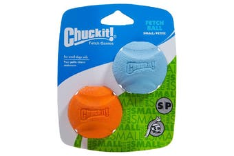 Chuckit Fetch Ball Small 2 Pack