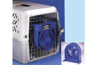 Pet Crate or Cage Traveling Cooling Fan for Dogs, Cats or Small Animals