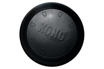 KONG Large Extreme Black Flyer Dog Toy Frisbee