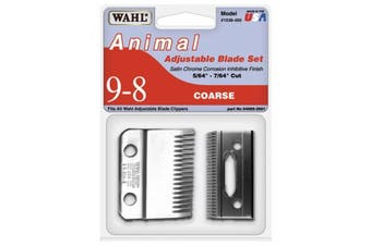 WAHL Animal Adjustable Blade Set - Coarse (9-8)