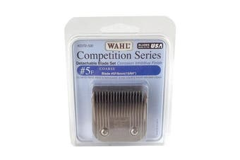 WAHL Competition Series Detachable Blade Set (#5F Coarse 6mm) Pet Grooming