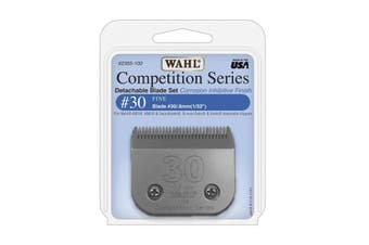 WAHL Competition Series Detachable Blade Set (#30 Fine 0.8mm) Pet Grooming