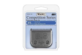 WAHL Competition Series Detachable Blade Set (#8 1/2 Medium 3mm) Animal