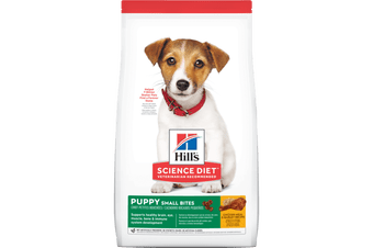 Hill's Science Diet 2kg Puppy Small Bites Dry Food
