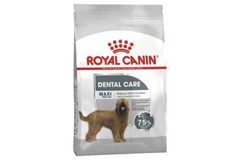 Royal Canin 9kg Maxi 26-44kg Adult Dental Care Dog Food Dry Kibble