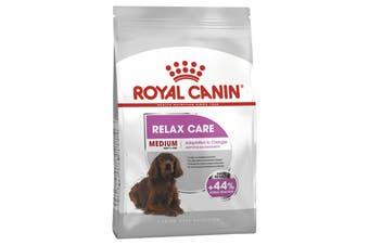 Royal Canin 10kg Medium 11-25kg Adult Relax Care Dog Food Dry Kibble
