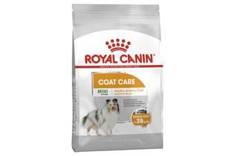 Royal Canin 3kg Mini 1-10kg Adult Coat Care Dog Food Dry Kibble