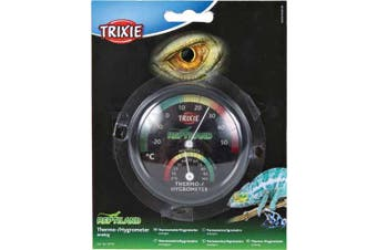 Reptile Analogue Thermometer & Hygrometer Trixie (Reptiland)