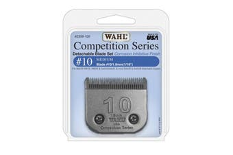 WAHL Competition Series Detachable Blade Set (#10 Medium 1.8mm)