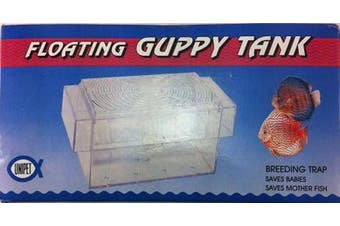 Floating Guppy Tank for Aquariums (Unipet)